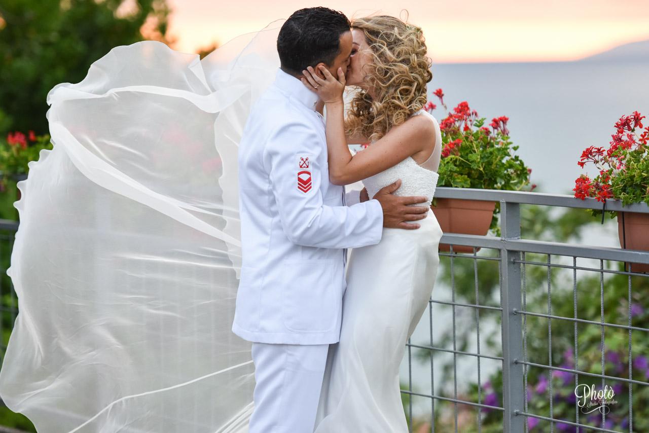 Wedding day in Agropoli Savoy Beach Hotel Photò Studio Fotografico Battipaglia (Salerno)