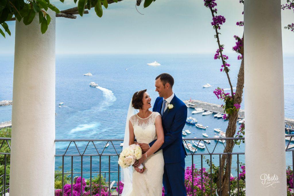 Wedding Day In Amalfi Photo Studio Fotografico Battipaglia Salerno