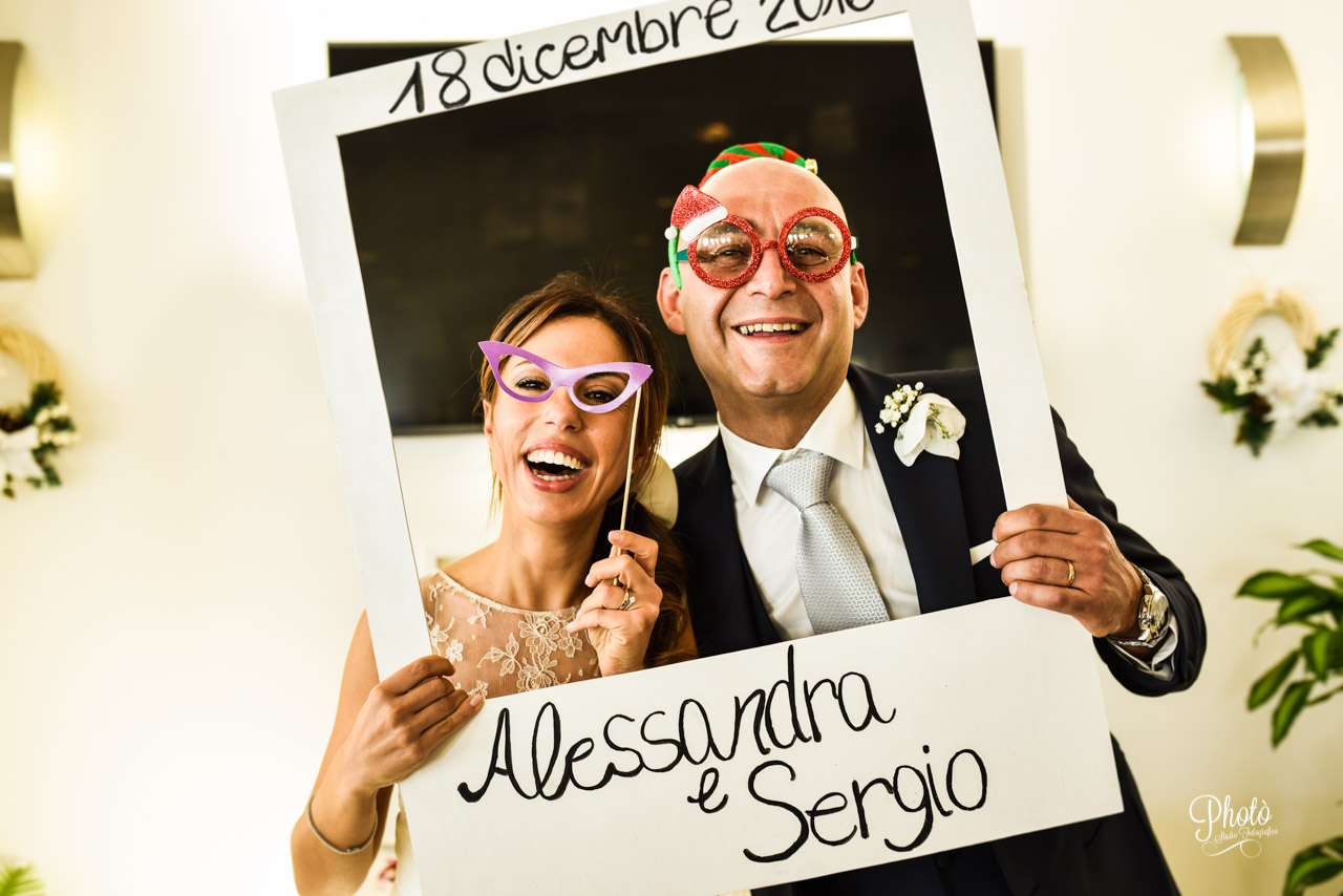 Wedding in Salerno Grand Hotel Photò Studio Fotografico Battipaglia (Salerno)
