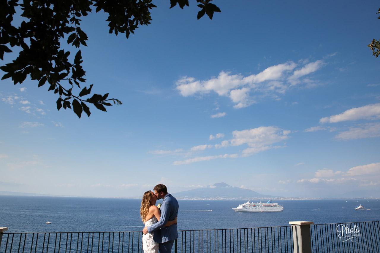 matrimonio sul mare a napoli e in costiera sorrentina