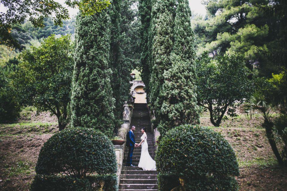 Matrimonio Bellizzi, Villa Soglia