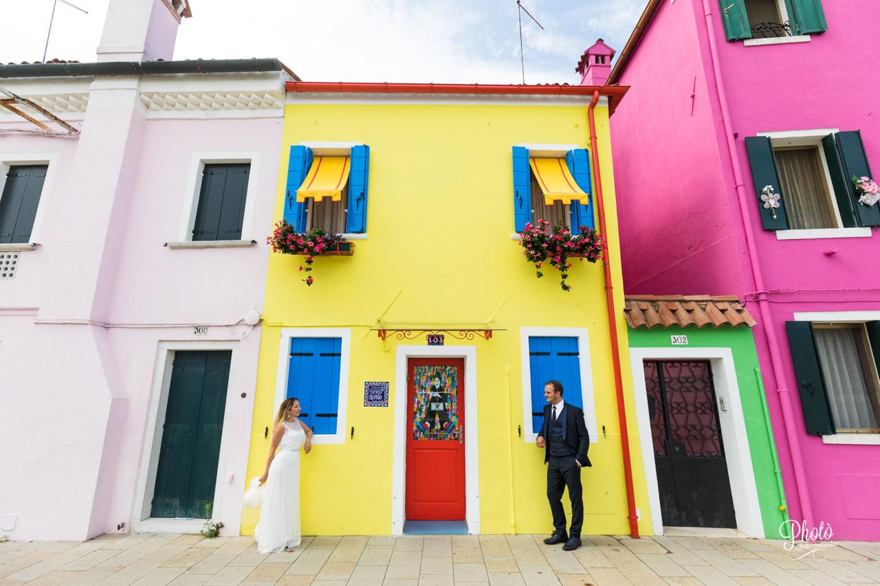 I colori di tendenza matrimonio 2018