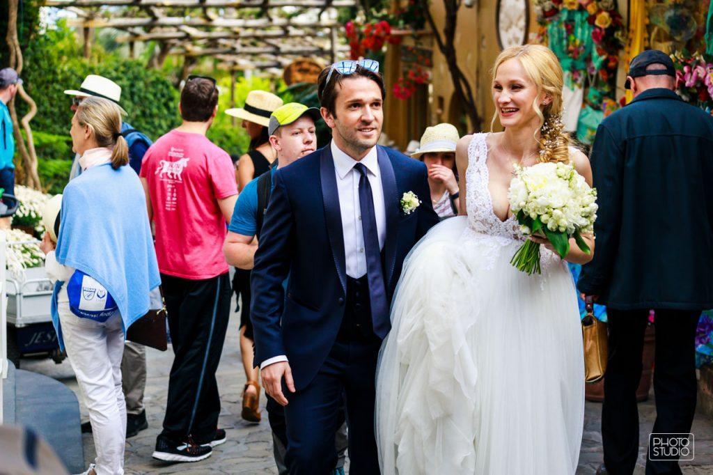 Matrimonio A Sorrento Photo Studio Fotografico Battipaglia Salerno